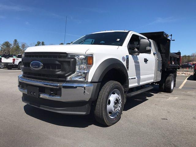 2021 Ford F-550 Super Cab DRW 4x4, Dump Body #N9975 - photo 1