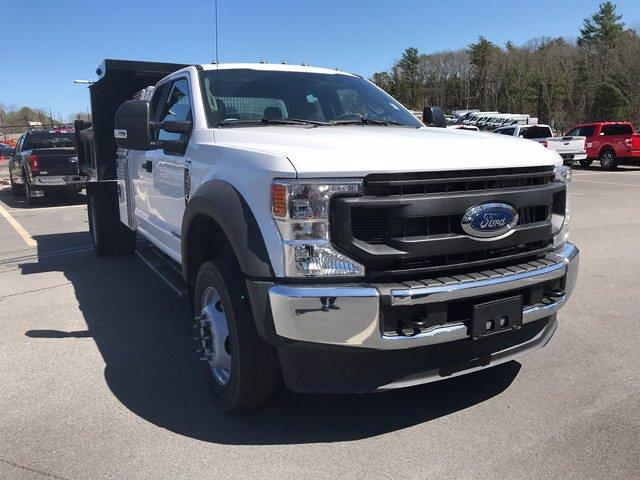 2021 Ford F-550 Super Cab DRW 4x4, Dump Body #N9975 - photo 27