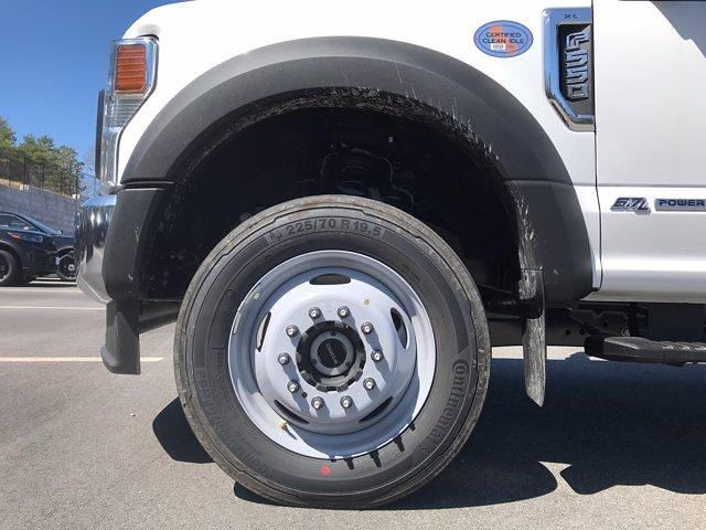 2021 Ford F-550 Super Cab DRW 4x4, Dump Body #N9975 - photo 9