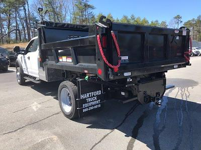 2021 Ford F-550 Super Cab DRW 4x4, Dump Body #N9975 - photo 2