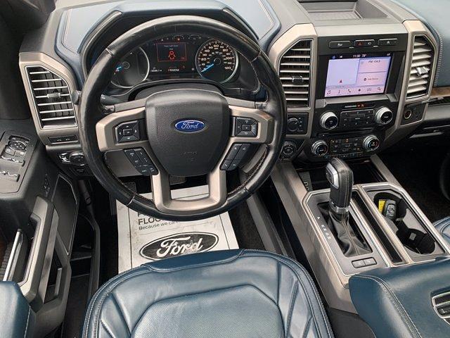 2018 Ford F-150 SuperCrew Cab 4x4, Pickup #P7226 - photo 11