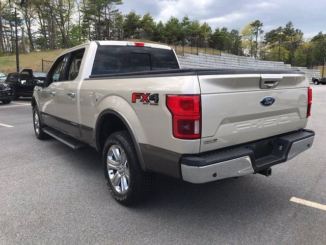 2018 Ford F-150 SuperCrew Cab 4x4, Pickup #R7136 - photo 4