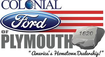 Colonial Ford Plymouth logo