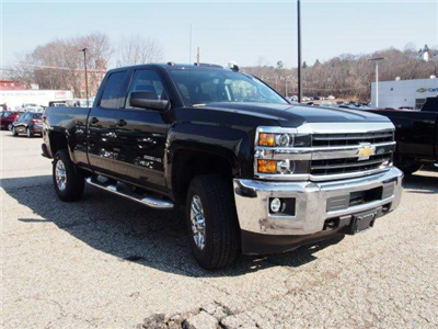 2018 Silverado 2500 Double Cab 4x4,  Pickup #81294 - photo 3
