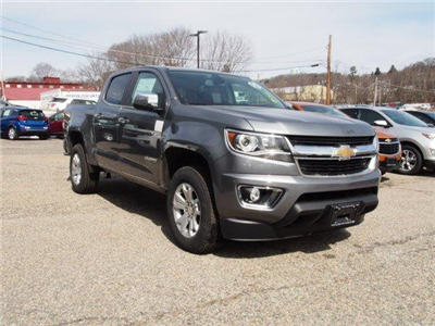 2018 Colorado Crew Cab 4x4, Pickup #81321 - photo 3