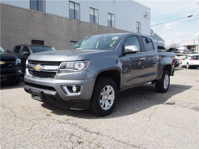 2018 Colorado Crew Cab 4x4,  Pickup #81321 - photo 1