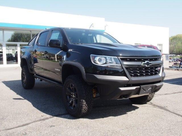 2018 Colorado Crew Cab 4x4,  Pickup #81389 - photo 3