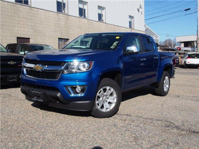 2018 Colorado Crew Cab 4x4, Pickup #81391 - photo 1