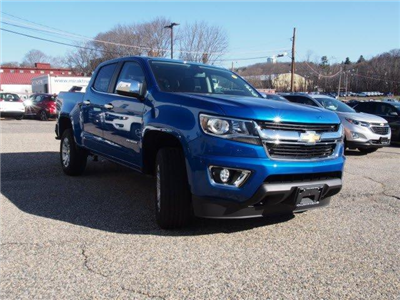 2018 Colorado Crew Cab 4x4, Pickup #81391 - photo 3