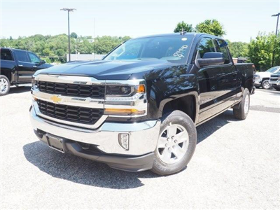 2018 Silverado 1500 Double Cab 4x4,  Pickup #81440 - photo 1