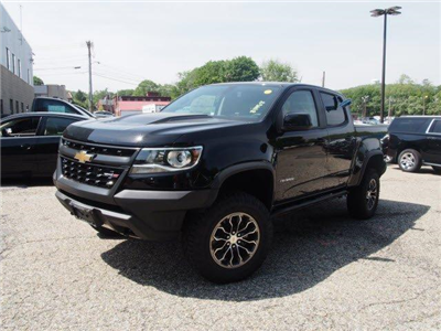 2018 Colorado Crew Cab 4x4,  Pickup #81458 - photo 1