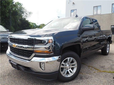 2019 Silverado 1500 Double Cab 4x4,  Pickup #91000 - photo 1