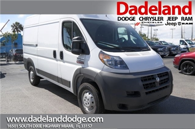 2018 ProMaster 2500 High Roof FWD,  Empty Cargo Van #18PM108674 - photo 1