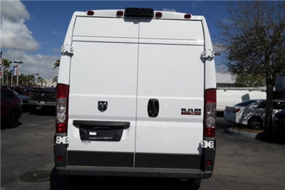 2018 ProMaster 2500 High Roof FWD,  Empty Cargo Van #18PM108674 - photo 2