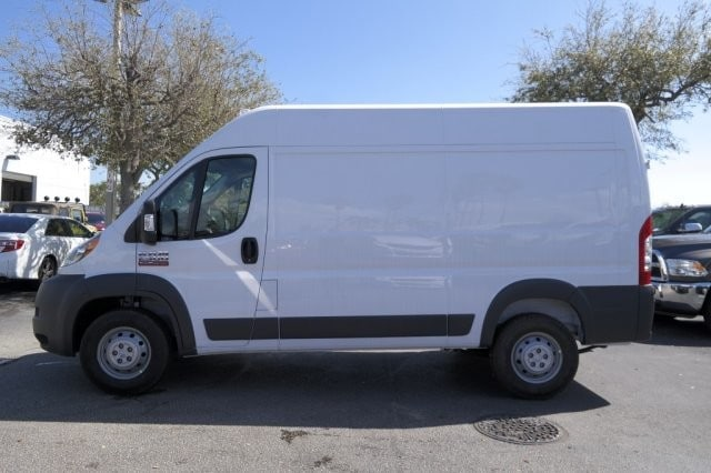 2018 ProMaster 2500 High Roof FWD,  Empty Cargo Van #18PM108675 - photo 4