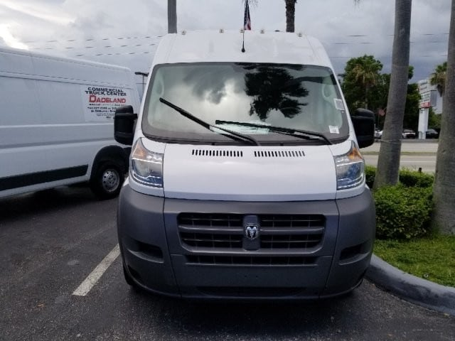 2018 ProMaster 3500 High Roof FWD,  Empty Cargo Van #18PM111606 - photo 3
