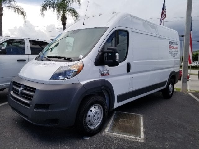 2018 ProMaster 3500 High Roof FWD,  Empty Cargo Van #18PM111606 - photo 4