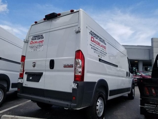 2018 ProMaster 3500 High Roof FWD,  Empty Cargo Van #18PM111606 - photo 2