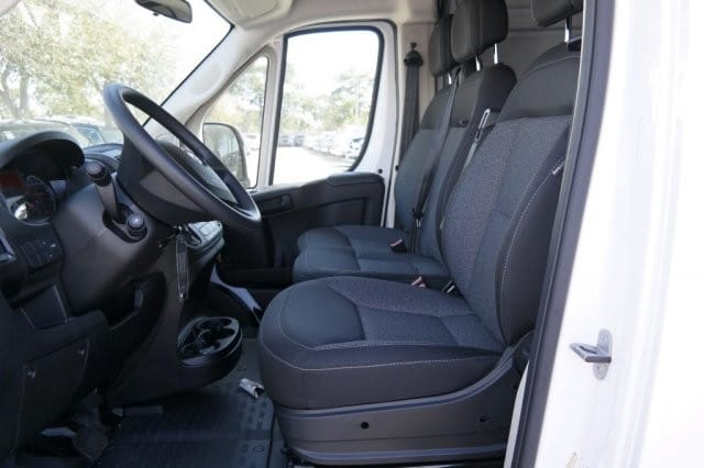 2018 ProMaster 2500 High Roof 4x2,  Empty Cargo Van #18PM120164 - photo 9