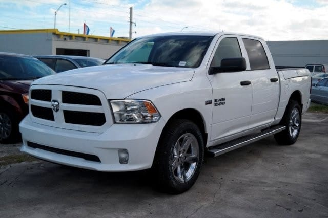 2018 Ram 1500 Crew Cab 4x2,  Pickup #18R139652 - photo 4