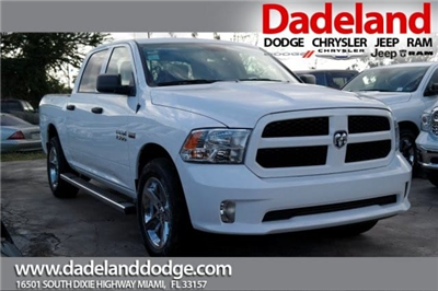 2018 Ram 1500 Crew Cab 4x2,  Pickup #18R139652 - photo 1