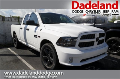 2018 Ram 1500 Quad Cab 4x2,  Pickup #18R239496 - photo 1
