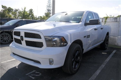 2018 Ram 1500 Quad Cab 4x2,  Pickup #18R239496 - photo 4