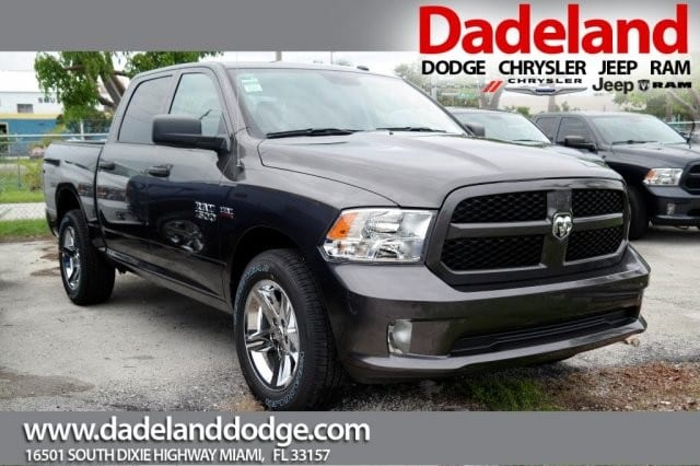 2018 Ram 1500 Crew Cab,  Pickup #18R264346 - photo 1