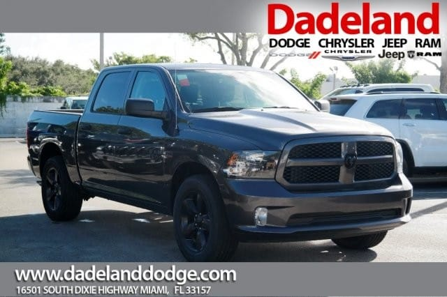 2018 Ram 1500 Crew Cab 4x2,  Pickup #18R285397 - photo 1