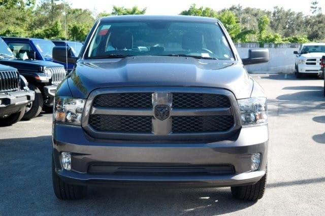 2018 Ram 1500 Crew Cab 4x2,  Pickup #18R285397 - photo 4