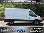 2017 Transit 250 Med Roof,  Empty Cargo Van #17T2462 - photo 1