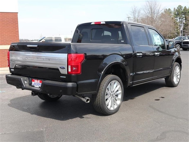 2018 F-150 SuperCrew Cab 4x4,  Pickup #18T0214 - photo 2
