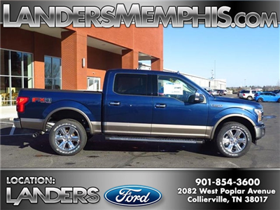 2018 F-150 SuperCrew Cab 4x4,  Pickup #18T0396 - photo 1