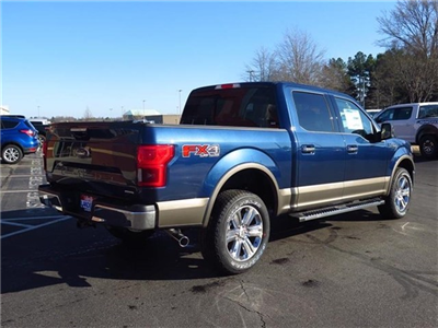 2018 F-150 SuperCrew Cab 4x4,  Pickup #18T0396 - photo 2