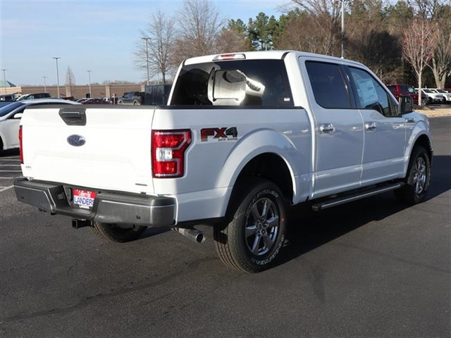 2018 F-150 SuperCrew Cab 4x4,  Pickup #18T0434 - photo 2