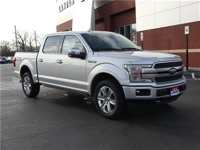 2018 F-150 SuperCrew Cab 4x4,  Pickup #18T0477 - photo 3