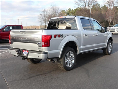 2018 F-150 SuperCrew Cab 4x4,  Pickup #18T0477 - photo 2
