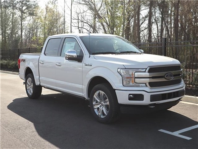 2018 F-150 SuperCrew Cab 4x4,  Pickup #18T0610 - photo 3