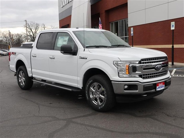 2018 F-150 SuperCrew Cab 4x4,  Pickup #18T0666 - photo 3