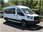 2018 Transit 350 Med Roof,  Passenger Wagon #18T0939 - photo 3