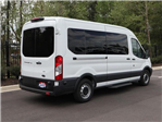 2018 Transit 350 Med Roof,  Passenger Wagon #18T0949 - photo 1