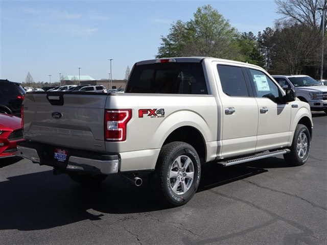 2018 F-150 SuperCrew Cab 4x4,  Pickup #18T0957 - photo 2