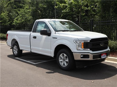 2018 F-150 Regular Cab,  Pickup #18T1105 - photo 3