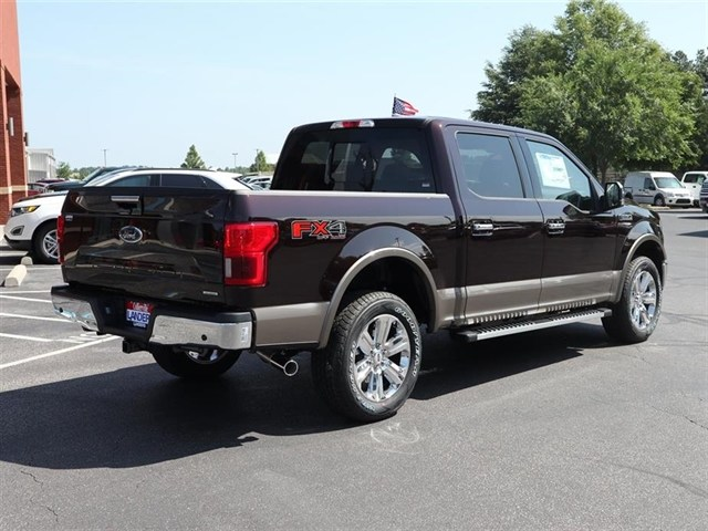 2018 F-150 SuperCrew Cab 4x4,  Pickup #18T1322 - photo 2
