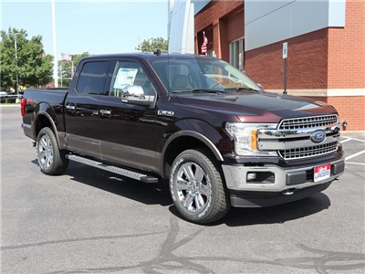 2018 F-150 SuperCrew Cab 4x4,  Pickup #18T1322 - photo 3