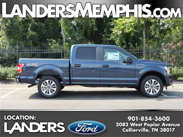 2018 F-150 SuperCrew Cab 4x4,  Pickup #18T1403 - photo 1