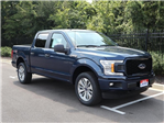 2018 F-150 SuperCrew Cab 4x4,  Pickup #18T1403 - photo 3
