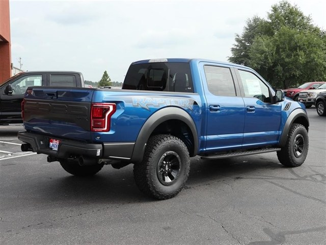 2018 F-150 SuperCrew Cab 4x4,  Pickup #18T1421 - photo 2