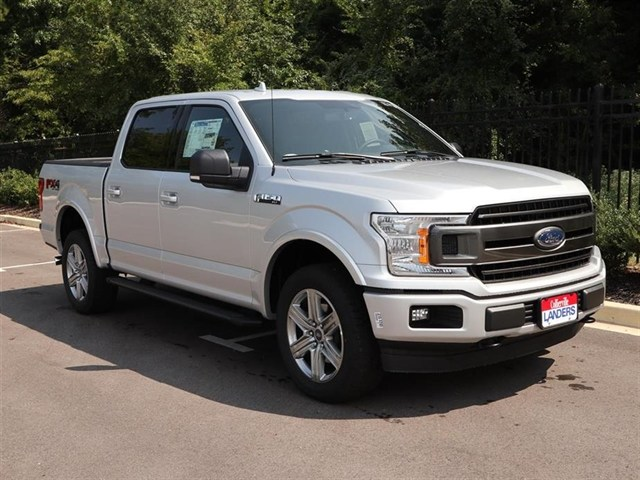 2018 F-150 SuperCrew Cab 4x4,  Pickup #18T1464 - photo 3