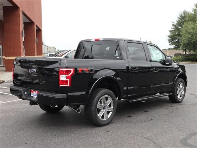 2018 F-150 SuperCrew Cab 4x4,  Pickup #18T1471 - photo 2